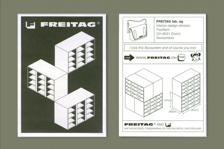 Schweizer GrafikFreitag