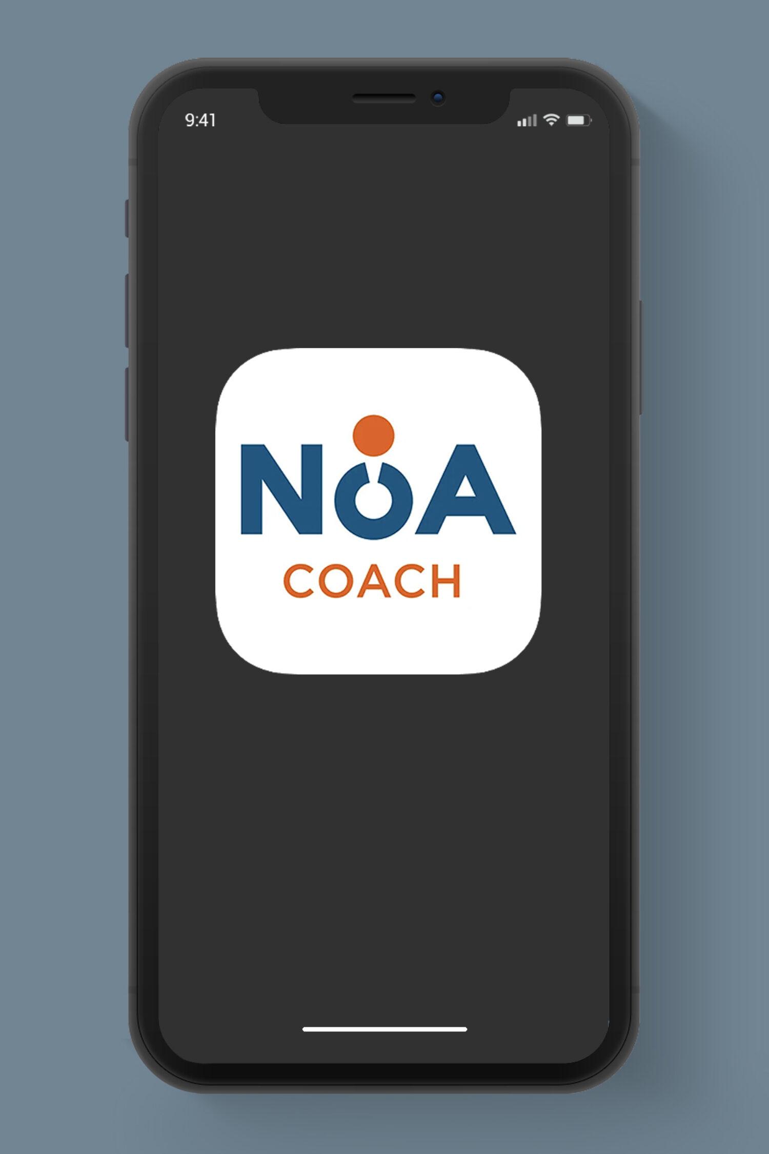 Schweizer GrafikNoA Coach App