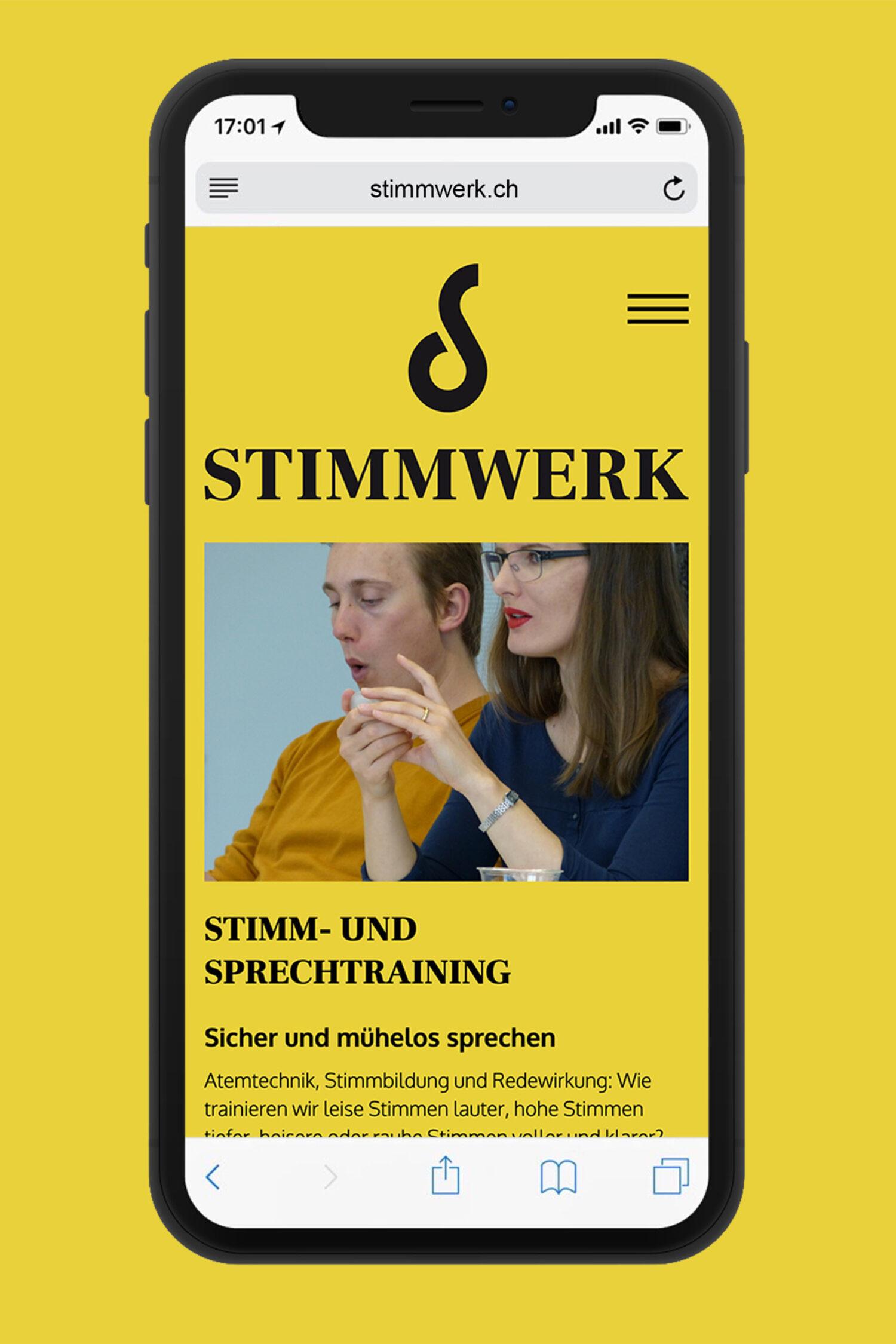 Schweizer GrafikStimmwerk