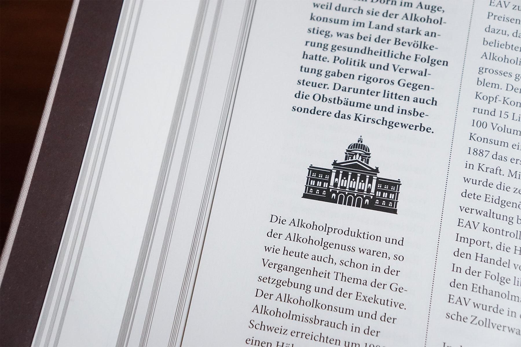 Schweizer Grafik Chriesi