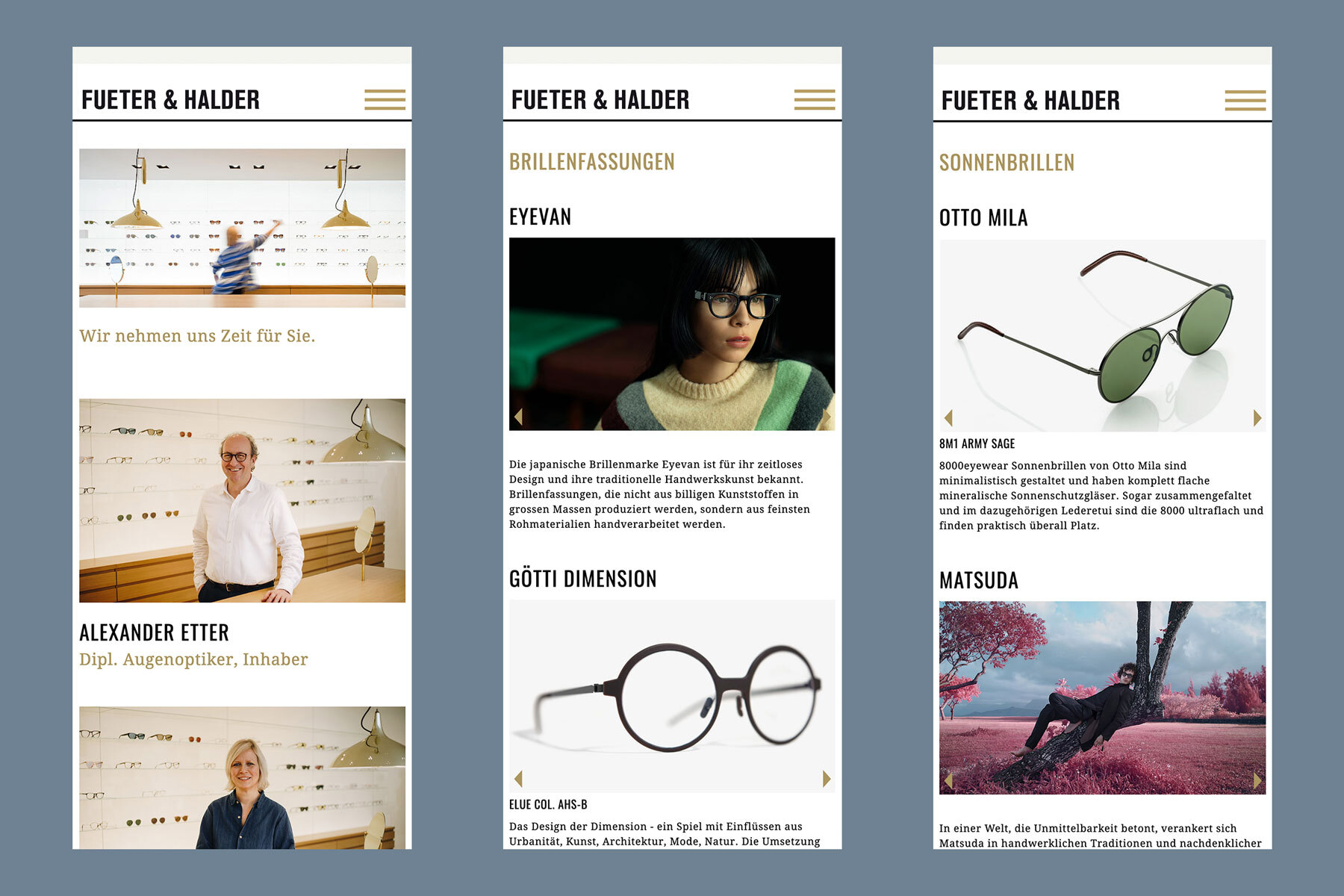 Schweizer Grafik Fueter und Halder
