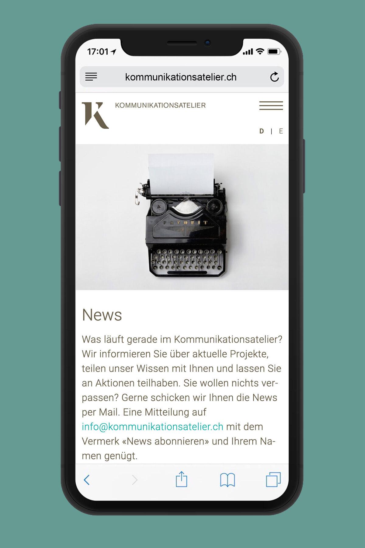 Schweizer Grafik Kommunikationsatelier