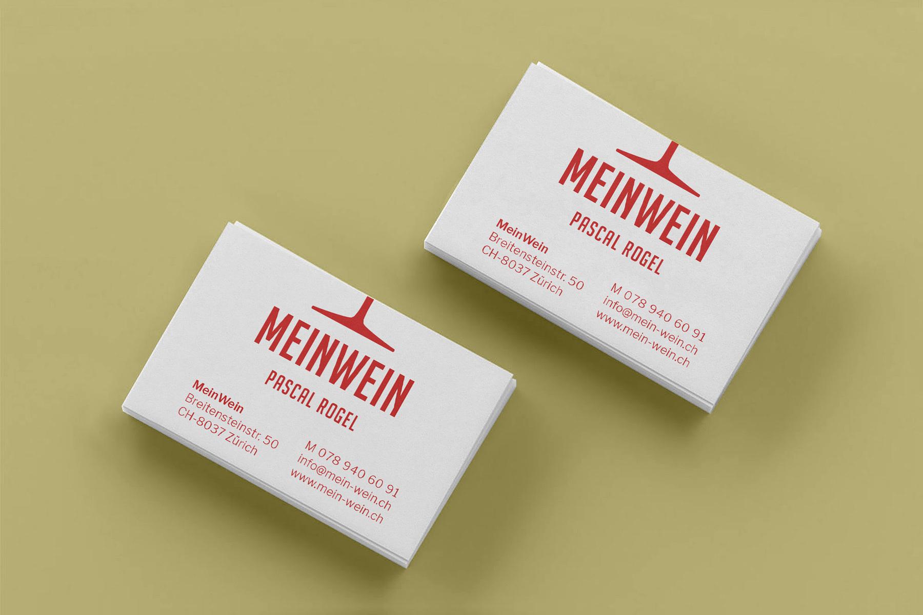Schweizer Grafik MeinWein