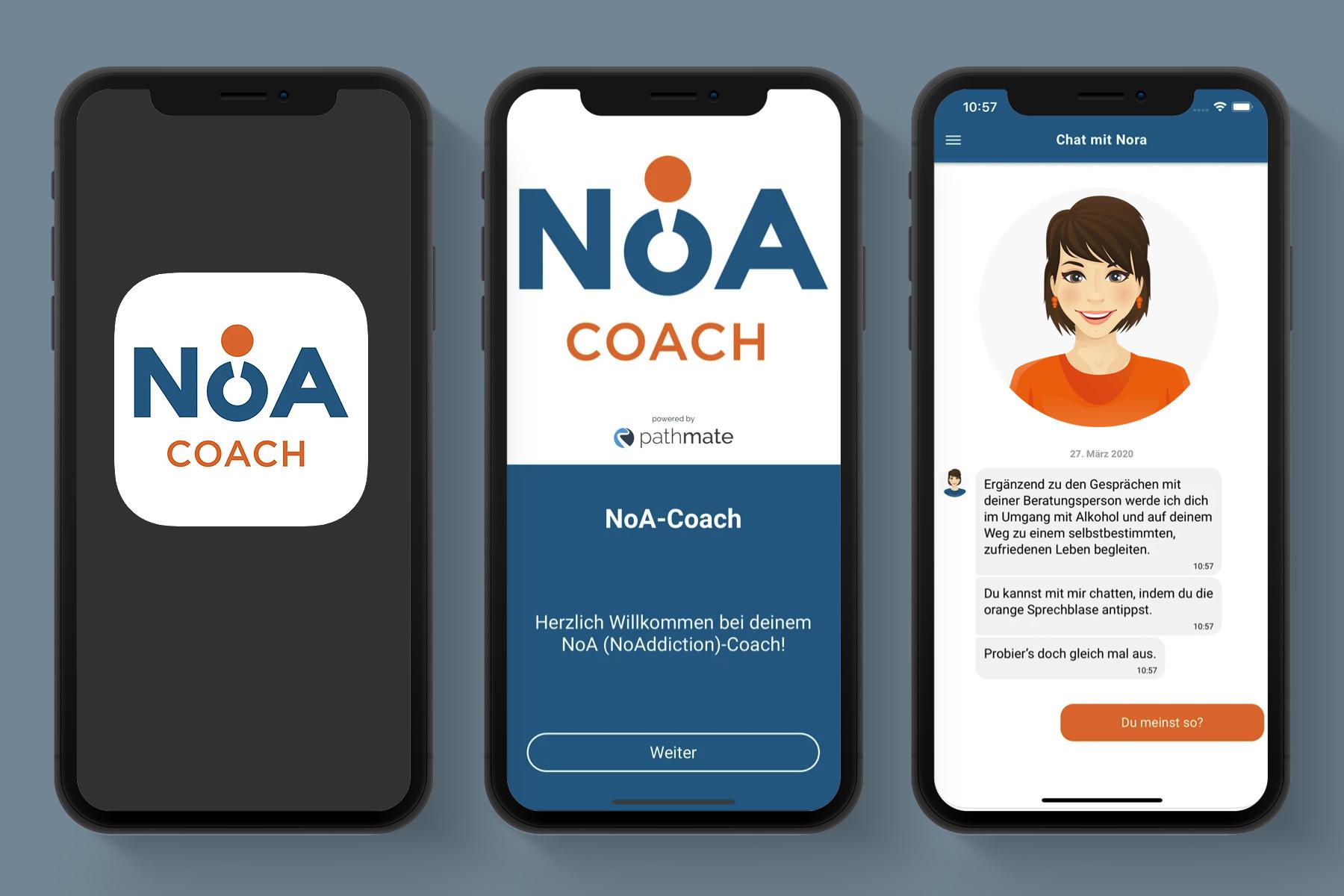 Schweizer Grafik NoA Coach App
