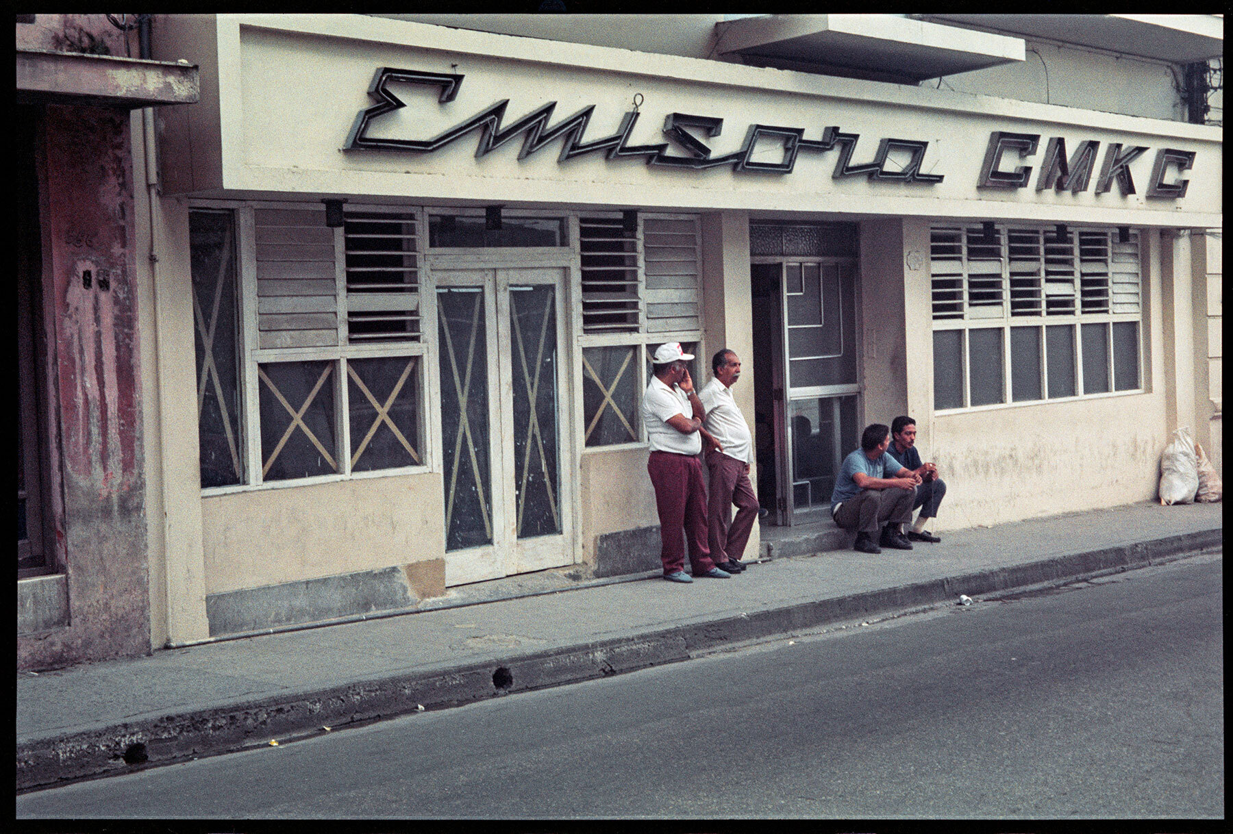 Schweizer Grafik Cuba