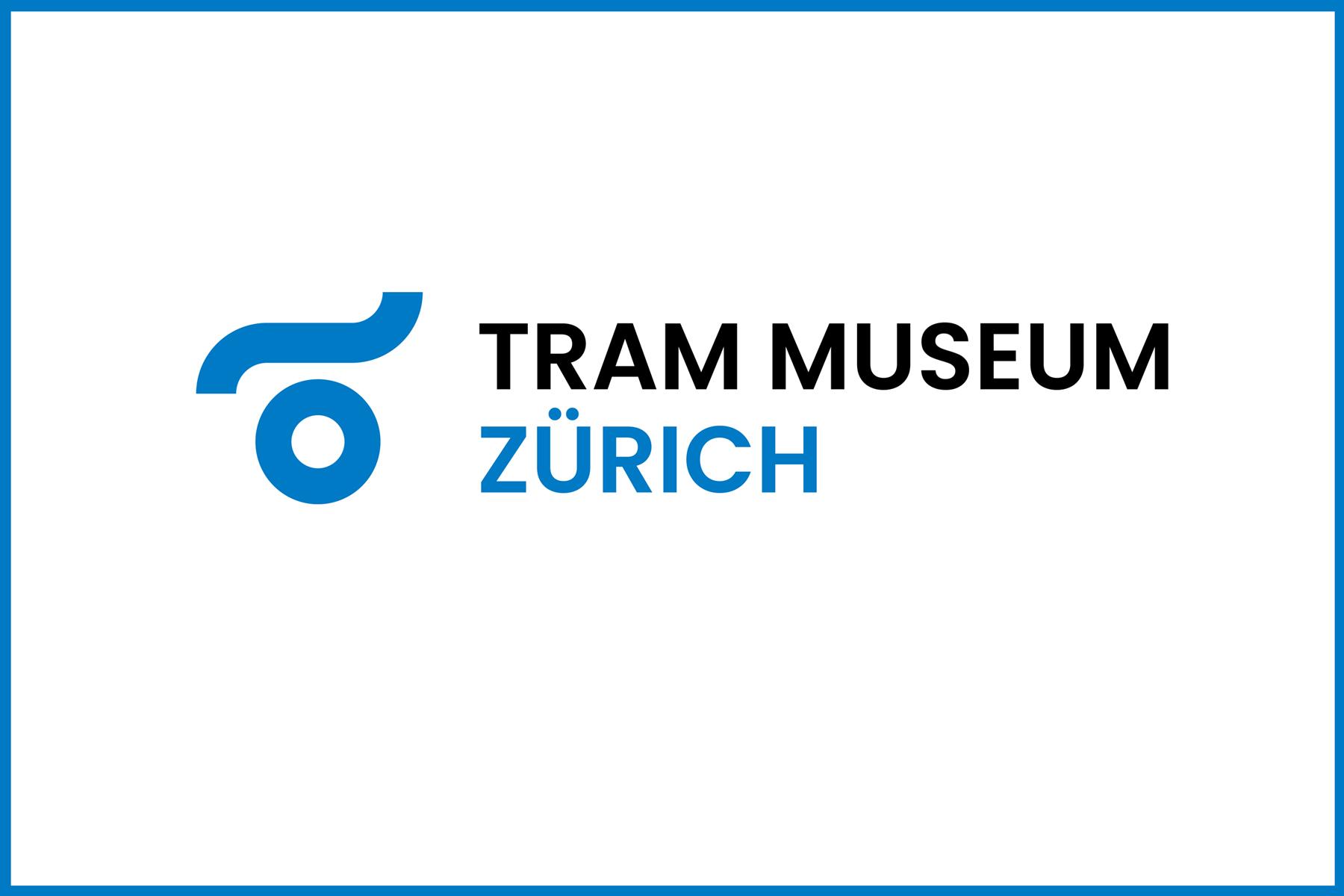Schweizer Grafik Tram Museum Zürich